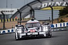 Porsche beats Le Mans Test Day lap record