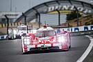Día de Pruebas en Le Mans: Porsche manda en la mañana