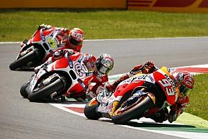 MotoGP Résumé de course Márquez avait