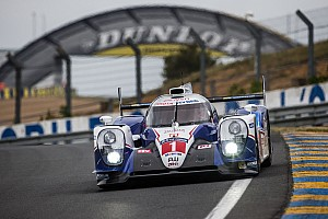 Le Mans Testing report Challenging Le Mans test for Toyota Gazoo Racing