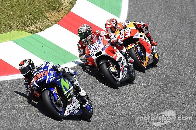 Довициозо: Мотоцикл не позволяет Маркесу бороться с Yamaha