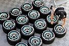El GP de Canadá ya tiene neumáticos