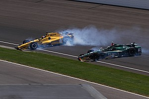 IndyCar Breaking news IndyCar adjusts Texas aero kits to prevent airborne crashes