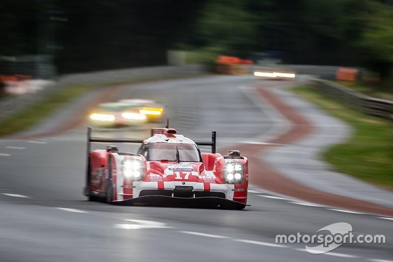 Webber - Piloter pour Porsche est une chance