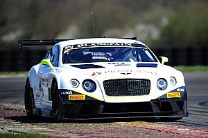Blancpain Sprint Preview Double duty for Bentley Team HTP