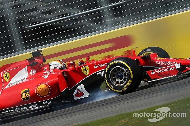 Vettel espère marquer quelques points en course