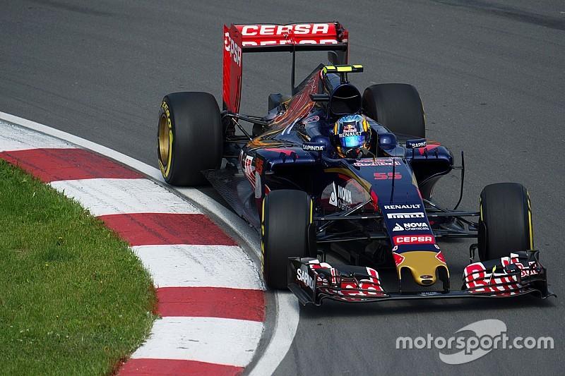 Sainz s'attend à la course la plus dure de la saison