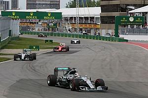 Formule 1 Actualités Mercedes a dû gérer les freins et l'essence de ses pilotes