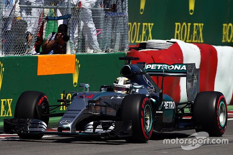 Hamilton explique la clé de sa gestion de course