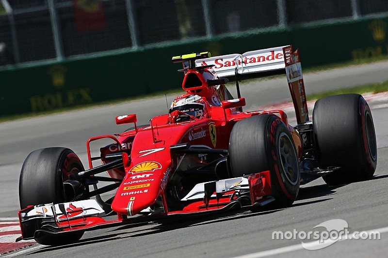 Canadian GP: Raikkonen and Vettel finish fourth and fifth