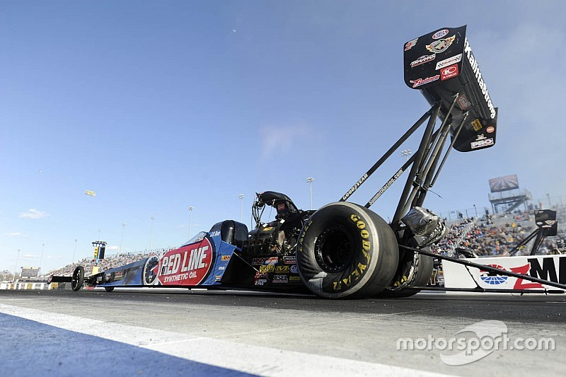 Top Fuel's J.R. Todd ready for breaks to go his way at NHRA New England Nationals