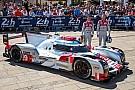 Audi не думают о поуле в Ле-Мане