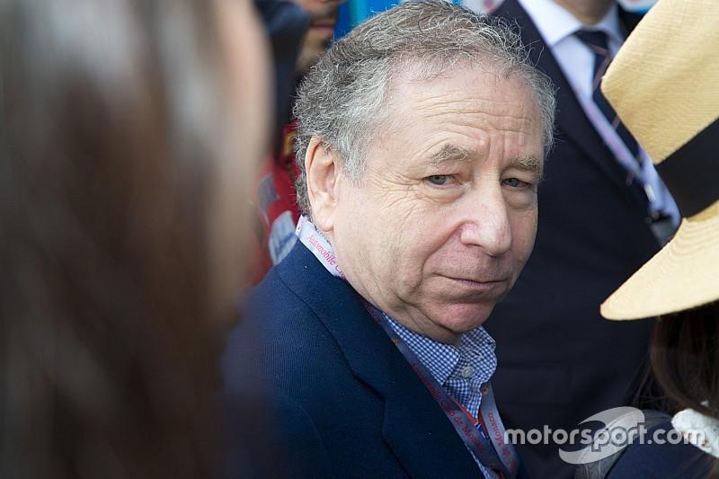 Todt descarta que FIA viva lo mismo que FIFA