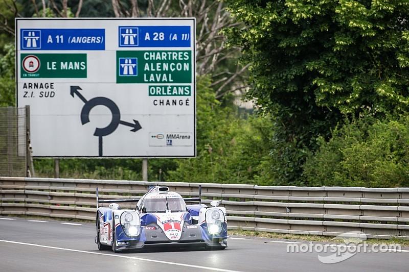 Davidson - Le Mans, comme le Tour de France