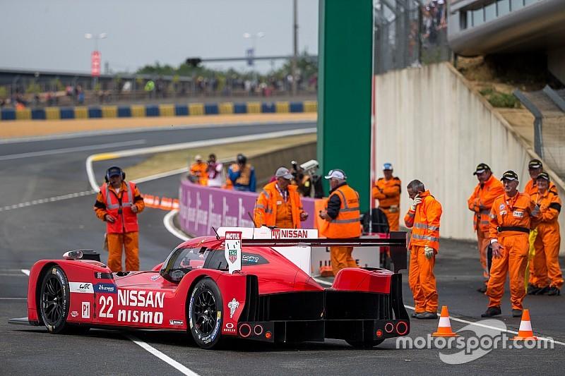 Sete carros são penalizados em Le Mans