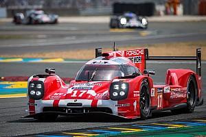 24 heures du Mans Résumé de course H+5 - Porsche maintient le cap!