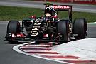 Lotus se donne pour objectif de battre Red Bull cette saison