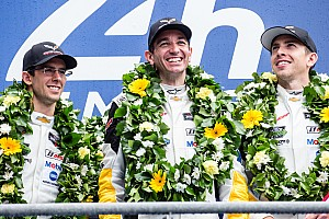 Le Mans Analysis U.S. drivers, teams make a mark at Le Mans