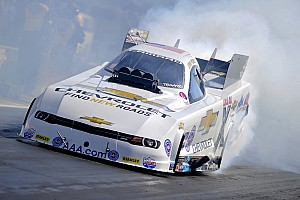 NHRA Race report Force, Schumacher and Anderson prevail in New England Nationals