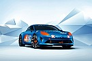Le concept Alpine Célébration présenté au Mans