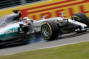 Formule 1 Actualités Hamilton - Economiser le carburant ? Cela a toujours existé!