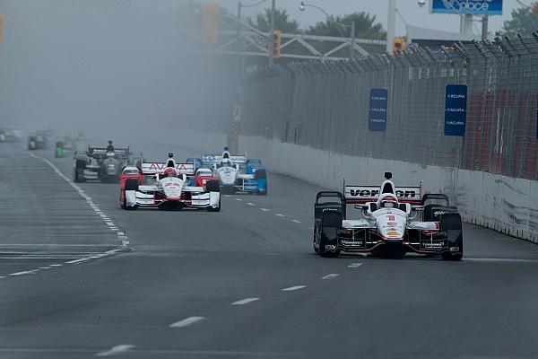 Vidéo - Le résumé de la course d'IndyCar de Toronto