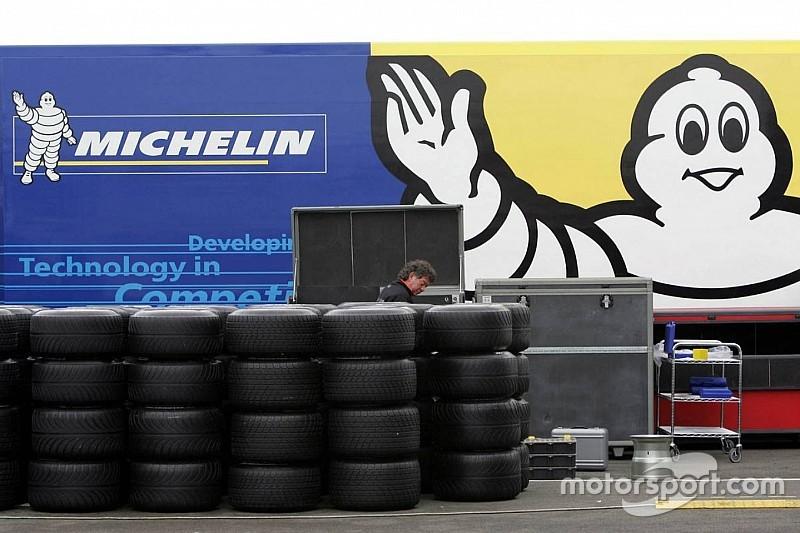 Michelin примет участие в тендере Ф1