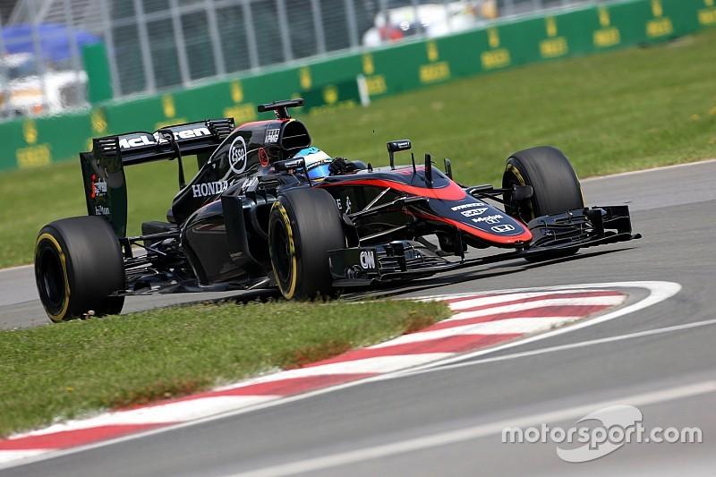 Alonso partira du fond de grille en Autriche