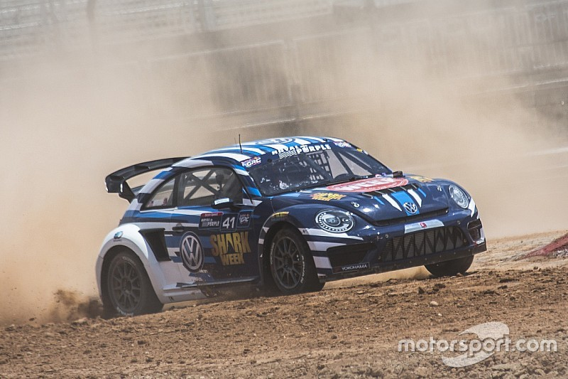 Volkswagen Andretti Rallycross Team aim to continue momentum in Daytona