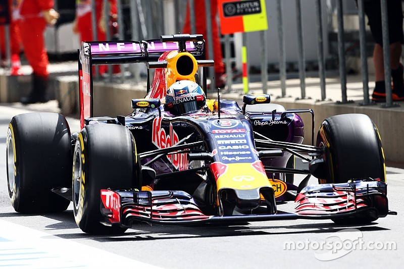 17e des EL2, Ricciardo relativise