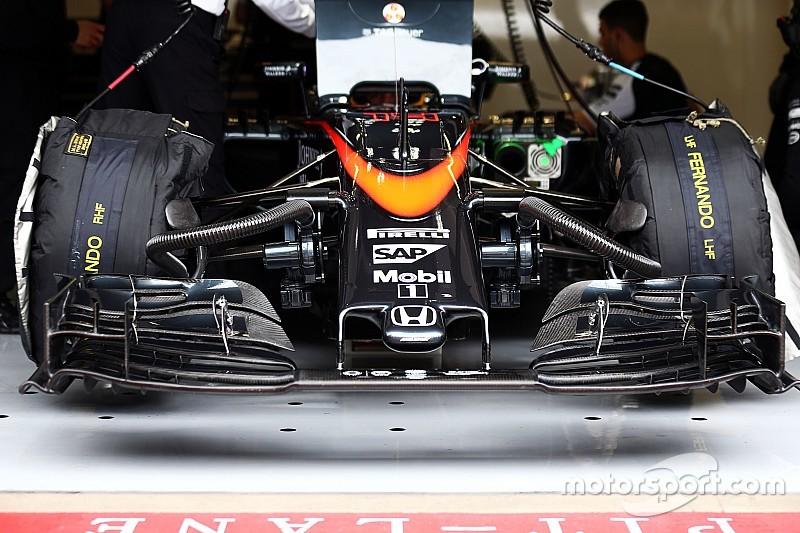 McLaren сравнит в гонке обе версии машины