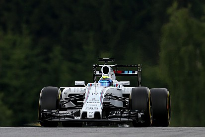 En Williams esperan pelear por el podio en Austria