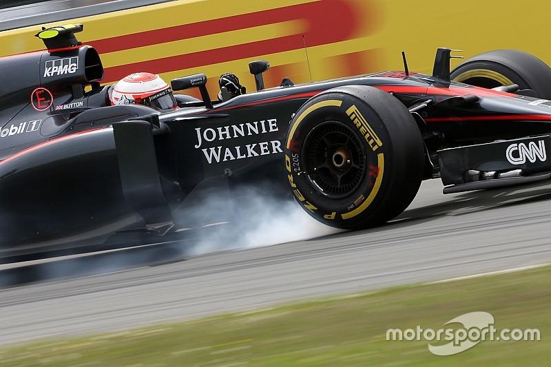 Les pénalités Honda mettent-elles déjà l'année 2016 de McLaren en péril?