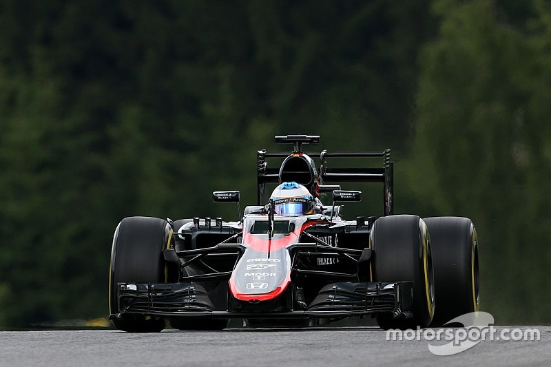 "McLaren calls for F1 engine penalty ""rethink"""