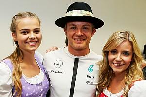 Formule 1 Résumé de course Rosberg espère disputer la lutte pour le titre jusqu'au terme de la saison