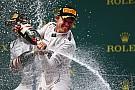 Para Rosberg, el triunfo en Austria es un