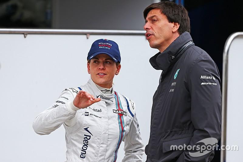 """Toto Wolff - Une femme en F1? """"Quelqu'un le fera"""""""
