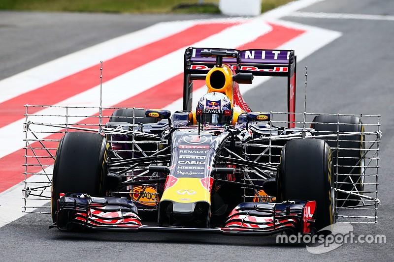 Red Bull pode brigar com a Williams em Silverstone, afirma Ricciardo