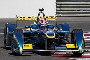 Формула E Отчет о квалификации Буэми выиграл первую квалификацию в Лондоне