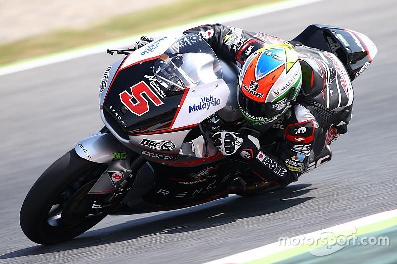 Zarco gana en Moto 2