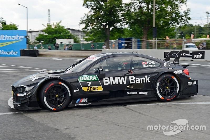 Прямой эфир: вторая гонка DTM на Норисринге