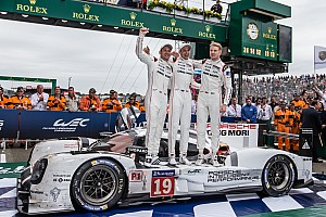 Le Mans Interview Le Mans winner Bamber reflects on 'incredible' week