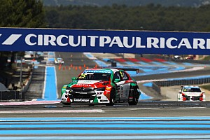 WTCC Race report Two Top 10 and one pole for Mehdi Bennani and the Sébastien Loeb Racing