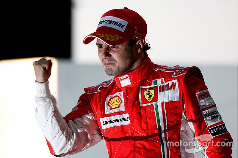 Smedley - Massa a perdu à cause de Ferrari en 2008