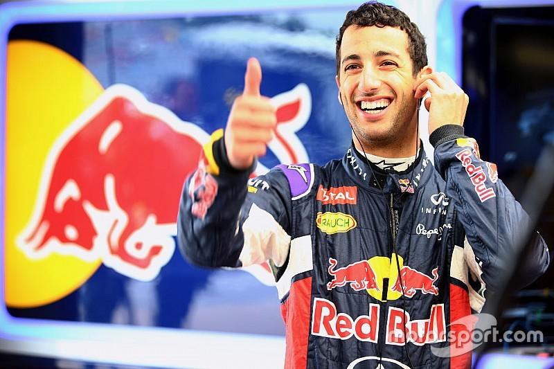 Ricciardo not ruling out Ferrari move