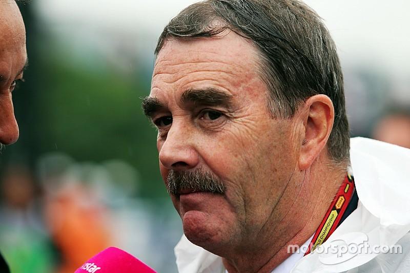 Мэнселл – третий судья Гран При Великобритании