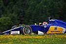 В Sauber потеряли время из-за забастовки в Франции