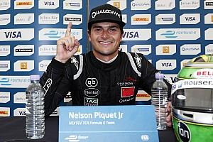 Formule E Commentaire La chronique de Nelson - Je me sens sur le toit du monde!