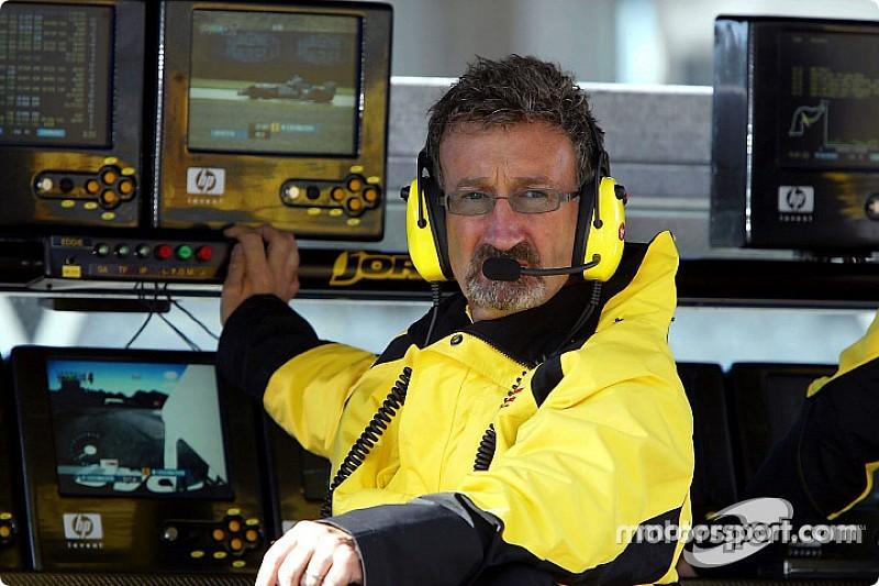 """""""El tonto del pueblo"""", así define a McLaren, Eddie Jordan"""