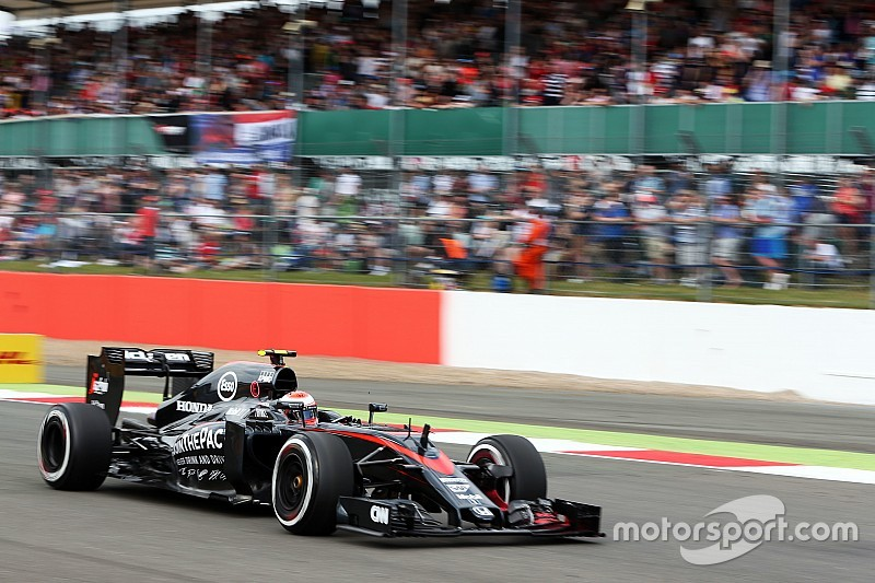 McLaren - Button sera toujours là en 2016